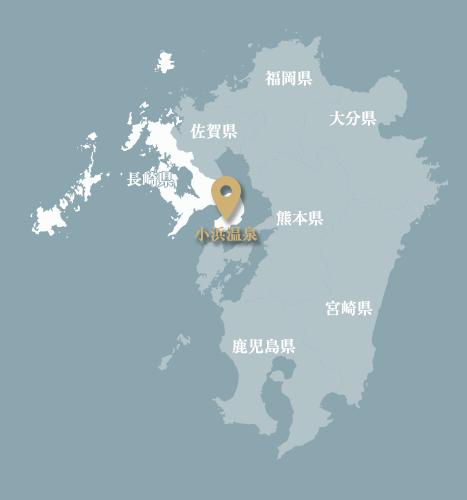 MAP - 九州